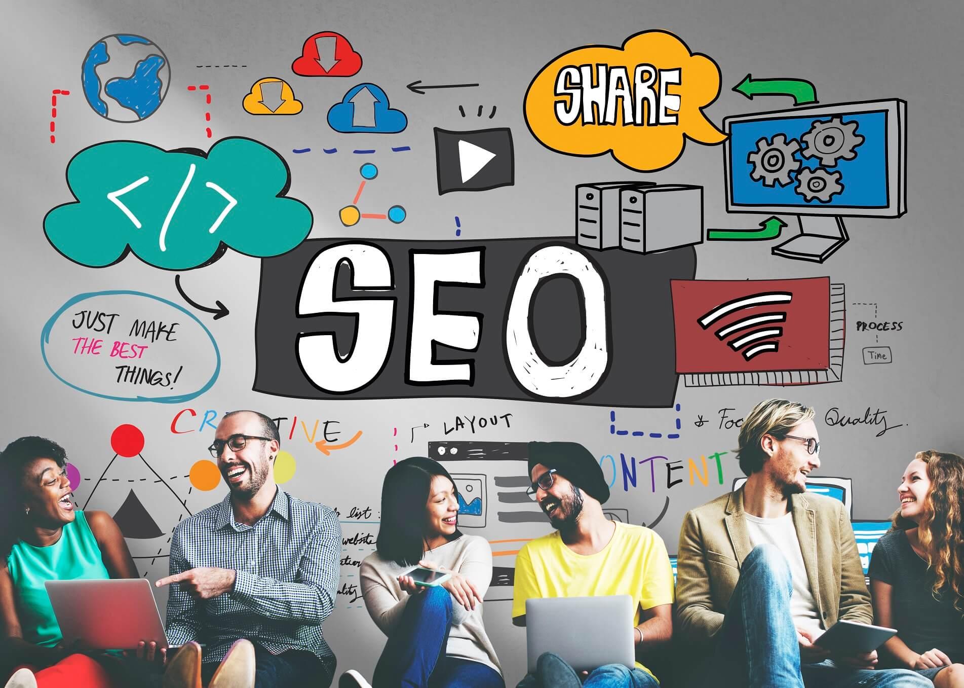 מה ההבדל בין קידום אתרים גדולים לקידום אתרים קטנים?